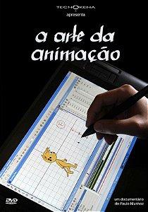 DVD - A Arte da Animação