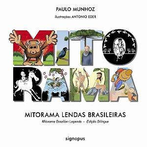 LIVRO - MITORAMA - Lendas Brasileiras