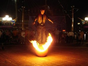Corda de fogo