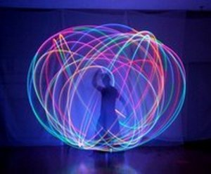 SWING  LED POI - PAR