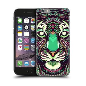 Capa para iPhone 6 Animals - Tigre