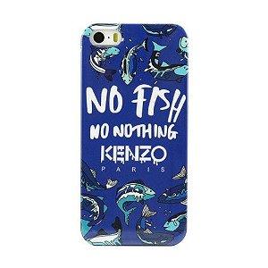 Capa para iPhone 6 KENZO No Fish - Azul