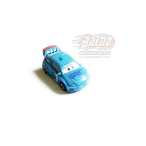 Cars Disney - Kinder Ovo - Raoul Caroule