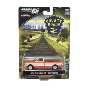 Greenlight - 1971 Chevolet Cheyenne (Pickup)