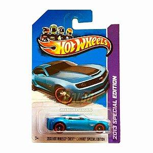 Hot Wheels - 2013 Special Edition - Chevy Camaro - Azul