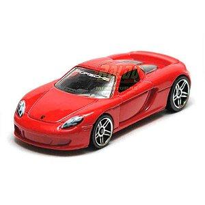 Hot Wheels - Porsche Carrera Gt - 2013 - Vermelho - Sem cartela (loose)