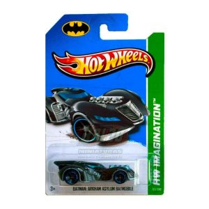 Hot Wheels - Batman Arkham Asylum Batmobile