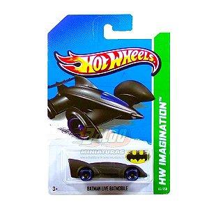 Hot Wheels - Batman Live Batmobile
