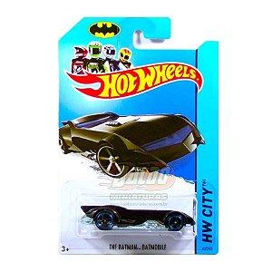 Hot Wheels - Batman Batmobile
