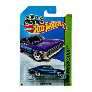 Hot Wheels - Chevrolet SS - Opala Azul