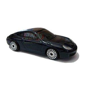 Maisto - Porsche 911 Carrera - Azul - 2009 - Sem cartela (loose)