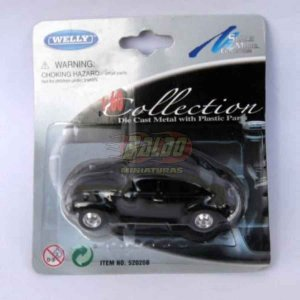 Welly - Collection - Volkswagen Beetle - VW Fusca