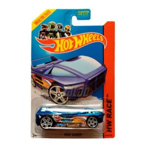 Hot Wheels - Treasure Hunts 2014 - Night Burner