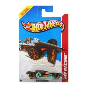 Hot Wheels - Treasure Hunts 2013 - Bad To The Blade