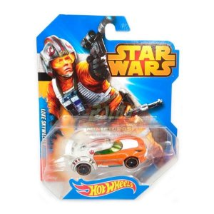 Hot Wheels - STAR WARS - Luke Skywalker