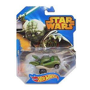 Hot Wheels - STAR WARS - Yoda