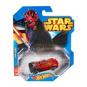 Hot Wheels - STAR WARS - Darth Maul