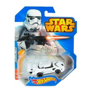 Hot Wheels - STAR WARS - Stormtrooper