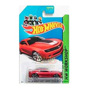 Hot Wheels - 2013 Special Edition - Chevy Camaro - Vermelho