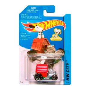 Hot Wheels - Snoopy