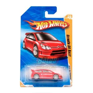 Hot Wheels - Citroen C4 Rally