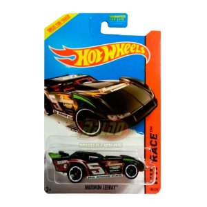 Hot Wheels - Treasure Hunts 2014 - Maximum Leeway