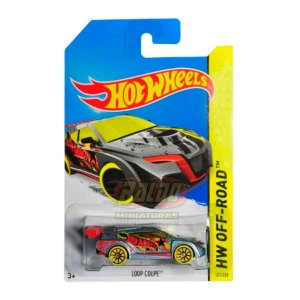 Hot Wheels - Treasure Hunts 2014 - Loop Coupe