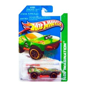 Hot Wheels -  Treasure Hunts 2013 - Sting Rod 2