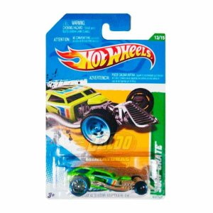 Hot Wheels - Treasure Hunts 2012 - Surf Crate