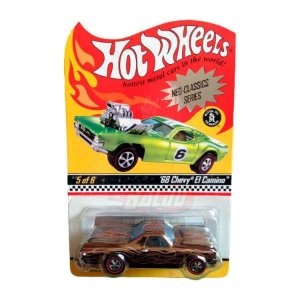 Hot Wheels - 68 Chevy El Camino - Neo Classics Series 6
