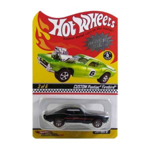 Hot Wheels - Custom Pontiac Firebird - Neo Classics Series 6