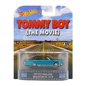 Hot Wheels - 67 Plymouth Belvedere GTX - Tommy Boy - Retro Entertainment 2014