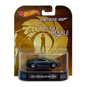 Hot Wheels - Aston Martin DBS - James Bond 007 - Casino Royale - Retro Entertainment 2014