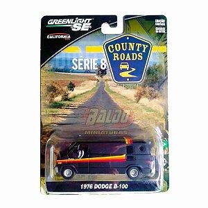 Greenlight - 1976 Dodge B-100 (Van)