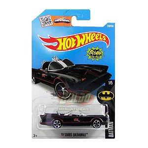 Hot Wheels - Batman - TV Series Batmobile (Fosco)