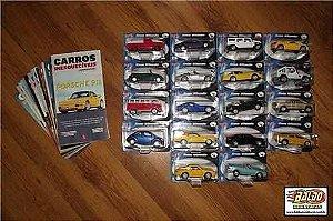 Maisto - Coleção Carros Inesquecíveis Do Diário De São Paulo 2007