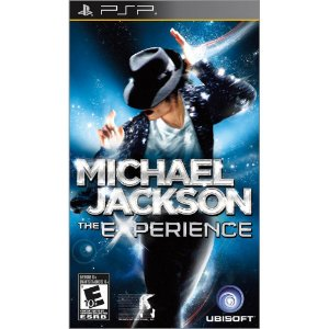 PSP - Michael Jackson The Experience