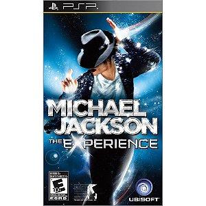 PSP - Michael Jackson The Experience