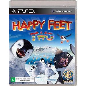 PS3 - Happy Feet 2 (Jogo + Filme)
