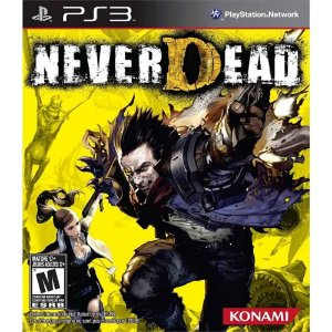 PS3 - NeverDead