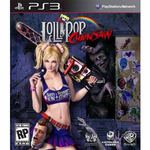PS3 - Lollipop Chainsaw