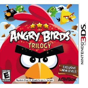 3DS - Angry Birds Trilogy