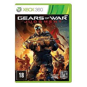 Xbox360 - Gears of War Judment