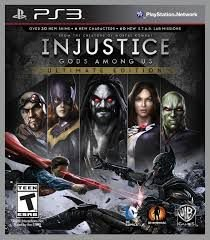 PS3 - Injustice: Gods Among Us Ultimate Edition