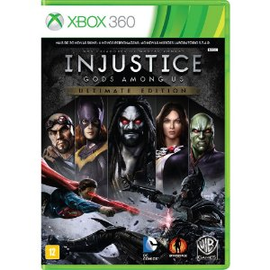 Xbox360 - Injustice Gods Among Us