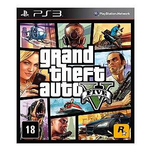 PS3 - GTA V -  Grand Theft Auto V