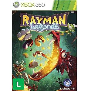 Xbox360 - Rayman Legends