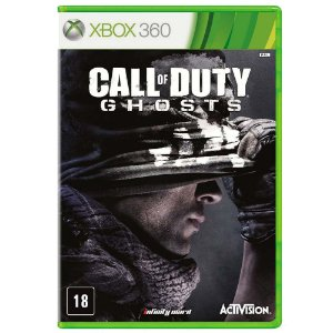 Xbox360 - Call Of Duty Ghosts