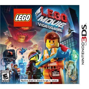 3DS - LEGO The Movie Videogame