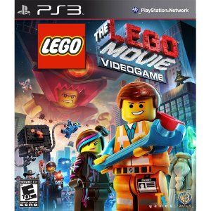 PS3 - LEGO The Movie Videogame